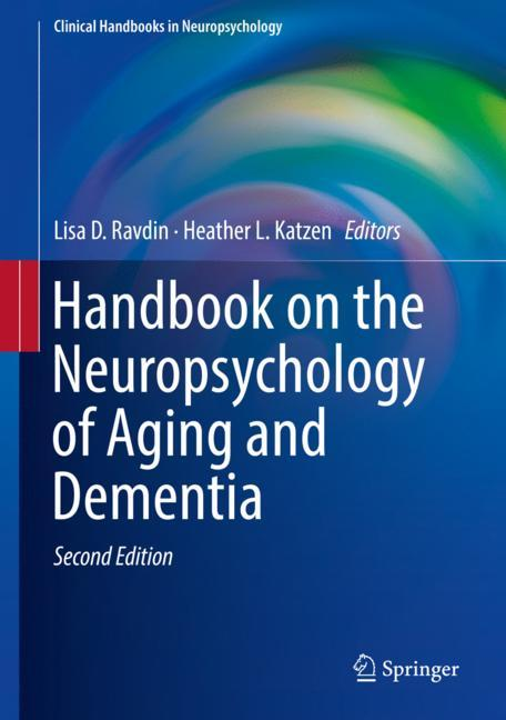 Cover of 'Handbook on the Neuropsychology of Aging and Dementia'