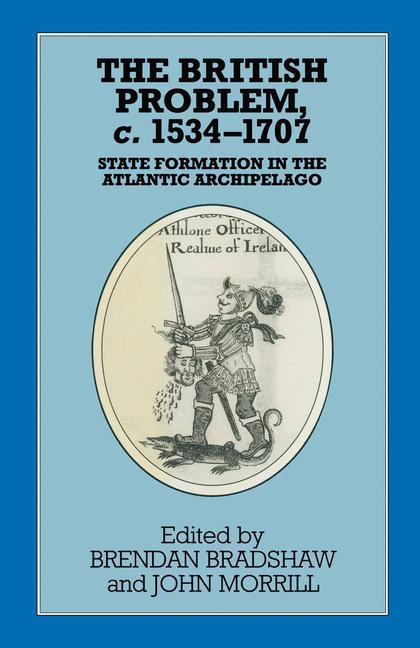 Cover of 'The British Problem, c . 1534–1707'