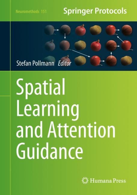 Cover of 'Spatial Learning and Attention Guidance'