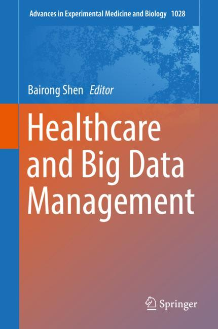 Cover of 'Healthcare and Big Data Management'