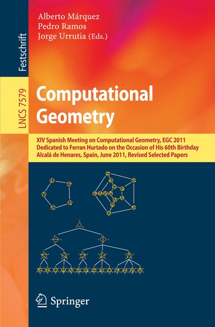 Cover of 'Computational Geometry'