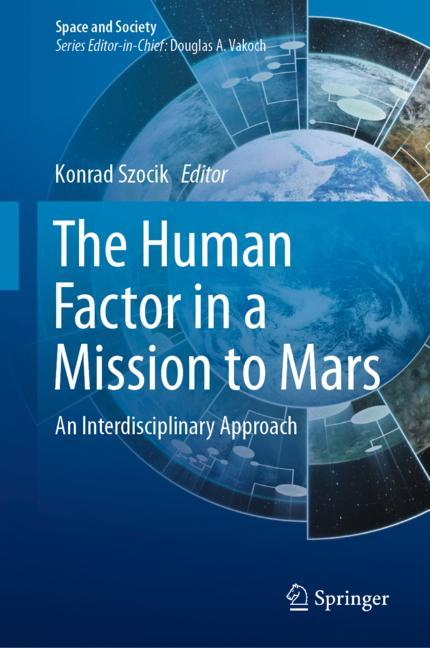 Cover of 'The Human Factor in a Mission to Mars'
