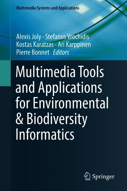 Cover of 'Multimedia Tools and Applications for Environmental & Biodiversity Informatics'