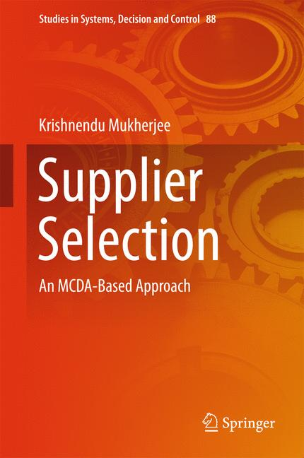 Cover of 'Supplier Selection'