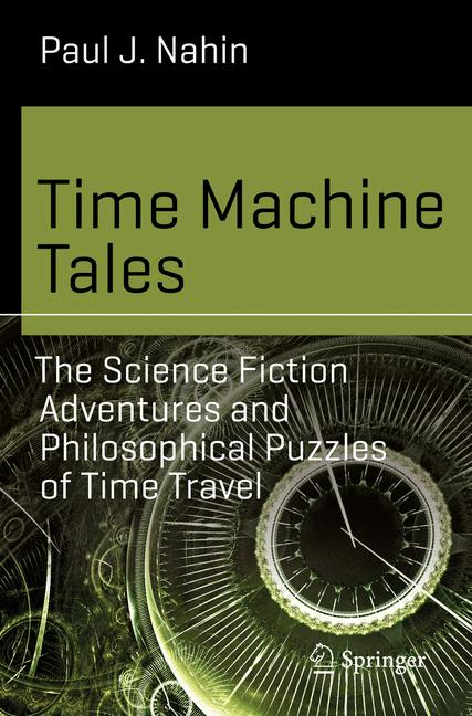 Cover of 'Time Machine Tales'