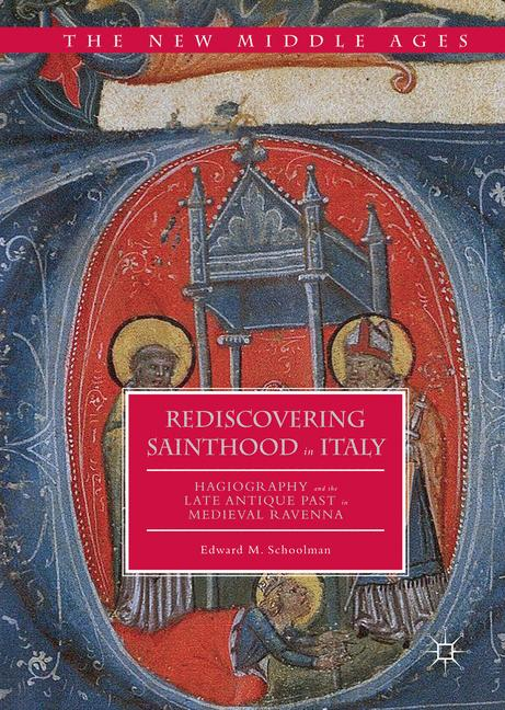 Cover of 'Rediscovering Sainthood in Italy'