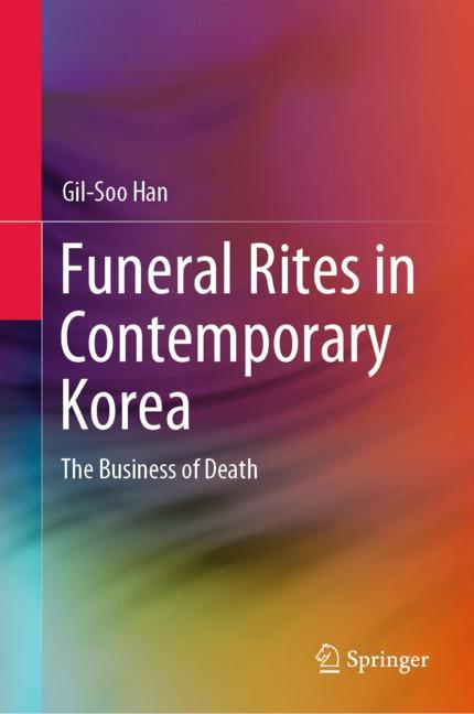 Cover of 'Funeral Rites in Contemporary Korea'