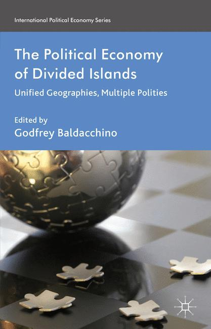 Cover of 'The Political Economy of Divided Islands'