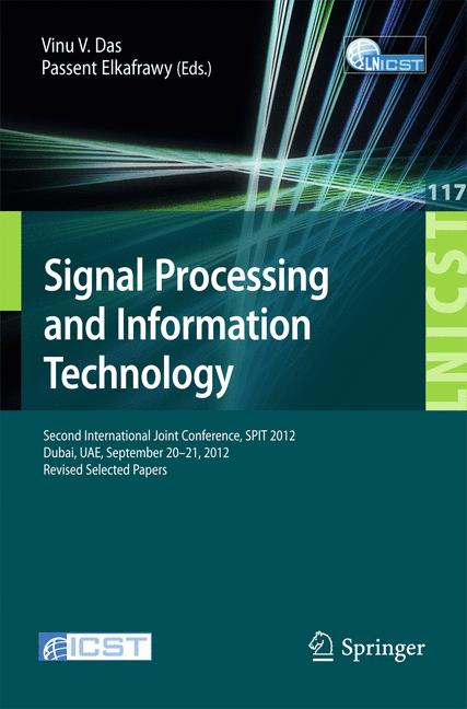 Cover of 'Signal Processing and Information Technology'
