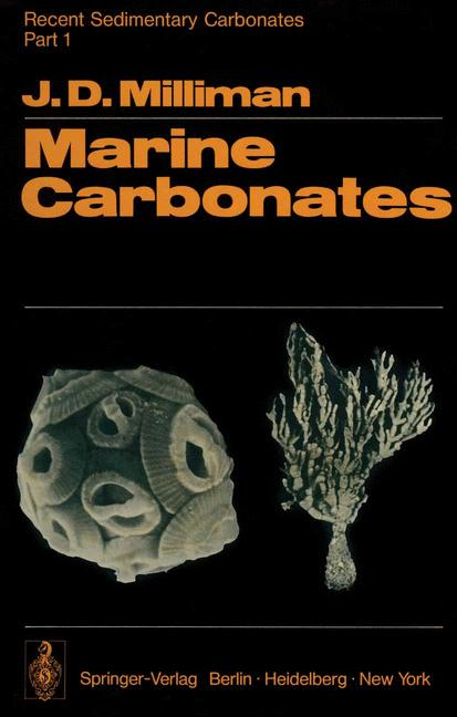 Cover of 'Recent Sedimentary Carbonates'