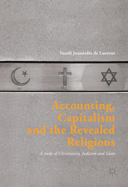 Cover of 'Accounting, Capitalism and the Revealed Religions'