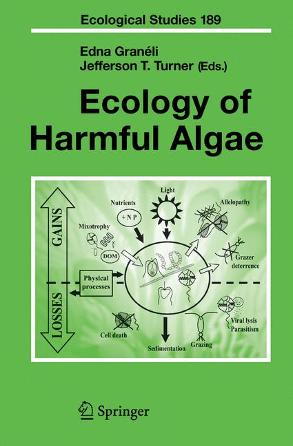 Cover of 'Ecology of Harmful Algae'