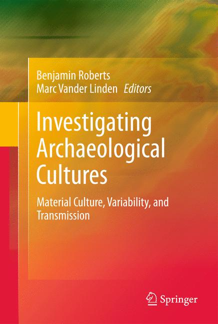 Cover of 'Investigating Archaeological Cultures'