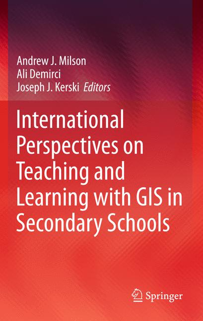 Cover of 'International Perspectives on Teaching and Learning with GIS in Secondary Schools'