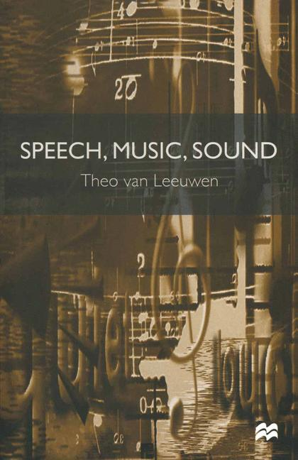 Cover of 'Speech, music, sound'