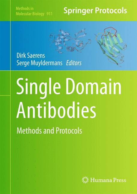 Cover of 'Single Domain Antibodies'