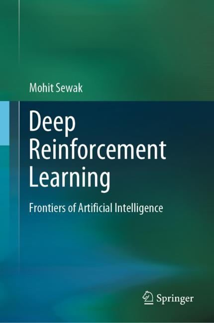Cover of 'Deep Reinforcement Learning'