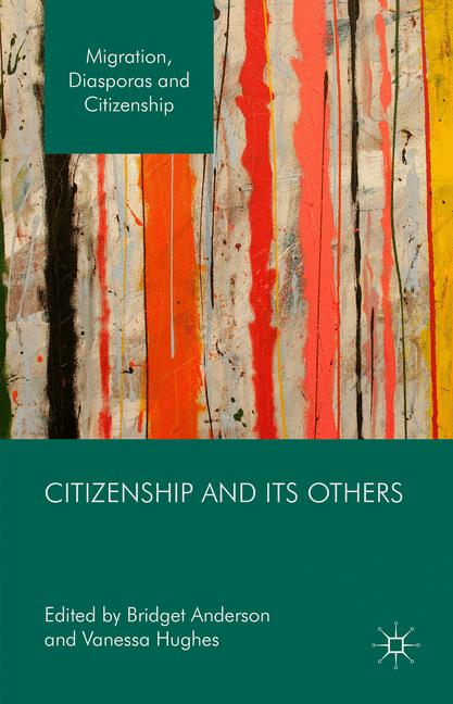Cover of 'Citizenship and its Others'