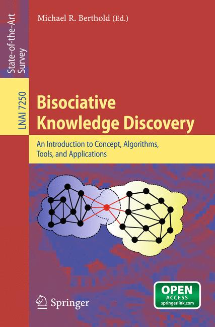 Cover of 'Bisociative Knowledge Discovery'