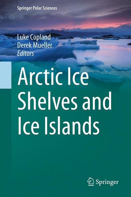 Cover of 'Arctic Ice Shelves and Ice Islands'
