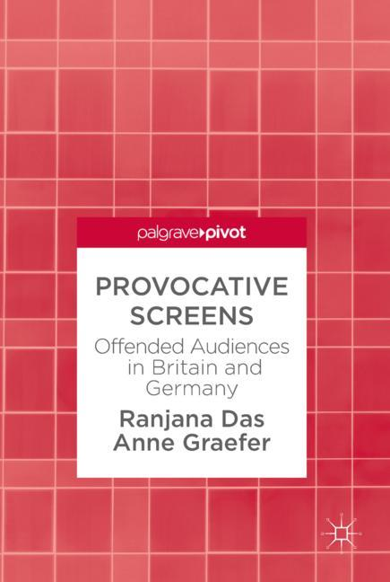 Cover of 'Provocative Screens'