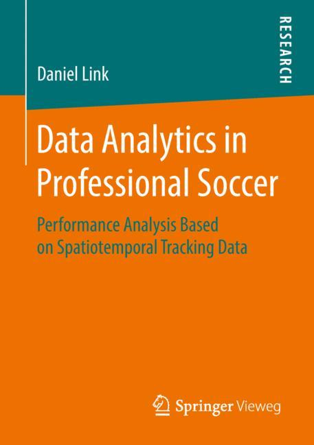 Cover of 'Data Analytics in Professional Soccer'