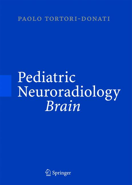 Cover of 'Pediatric Neuroradiology'