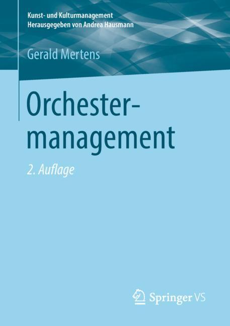 Cover of 'Orchestermanagement'