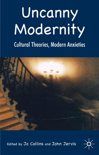 Cover of 'Uncanny Modernity'