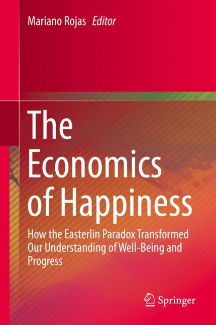 Cover of 'The Economics of Happiness'