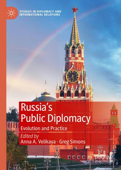 Cover of 'Russia's Public Diplomacy'