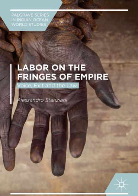 Cover of 'Labor on the Fringes of Empire'
