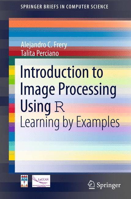 Cover of 'Introduction to Image Processing Using R'