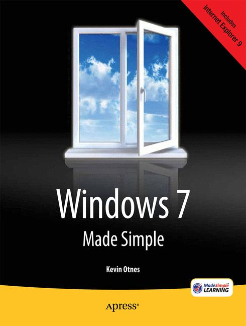 Cover of 'Windows 7 Made Simple'