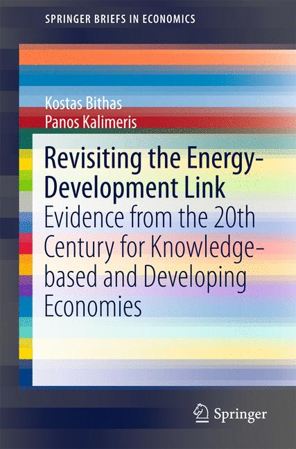 Cover of 'Revisiting the Energy-Development Link'