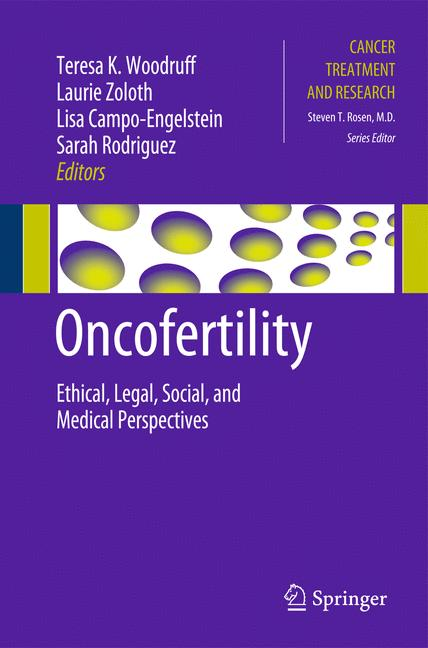 Cover of 'Oncofertility'