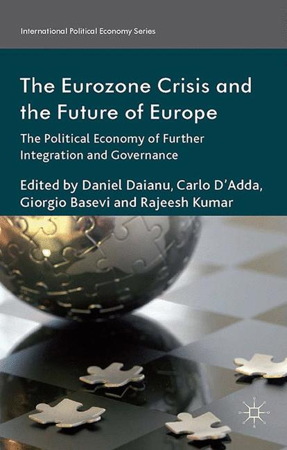 Cover of 'The Eurozone Crisis and the Future of Europe'