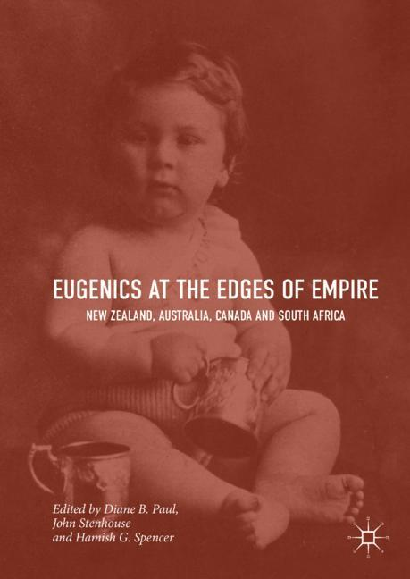 Cover of 'Eugenics at the Edges of Empire'