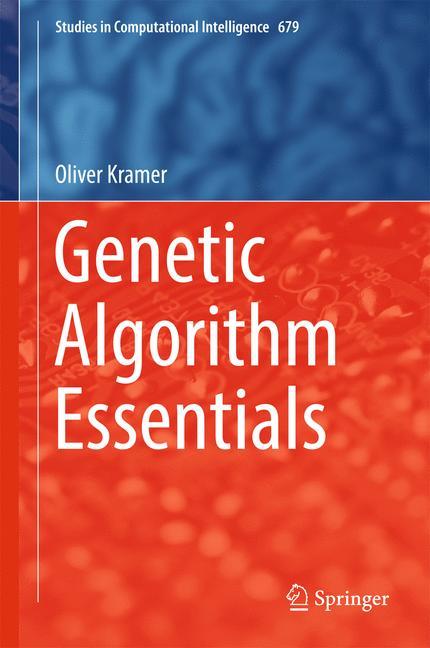 Cover of 'Genetic Algorithm Essentials'