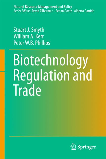 Cover of 'Biotechnology Regulation and Trade'