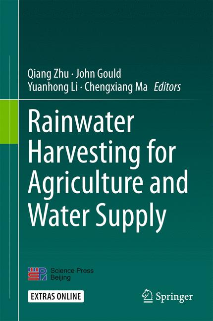 Cover of 'Rainwater Harvesting for Agriculture and Water Supply'