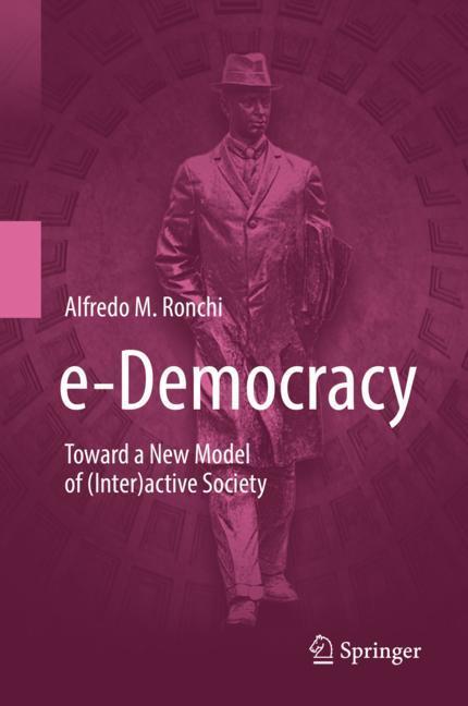 Cover of 'e-Democracy'