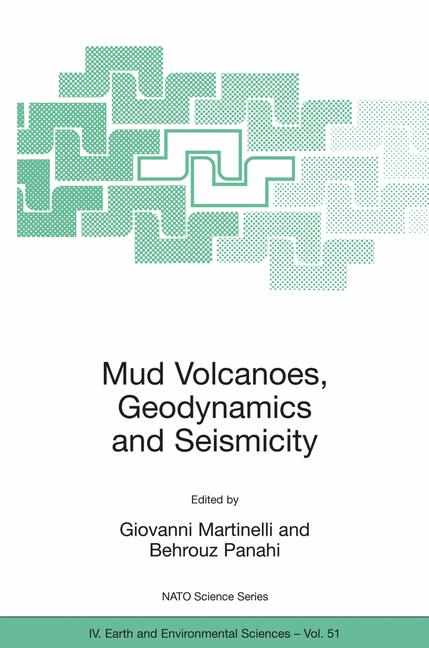 Cover of 'Mud Volcanoes, Geodynamics and Seismicity'