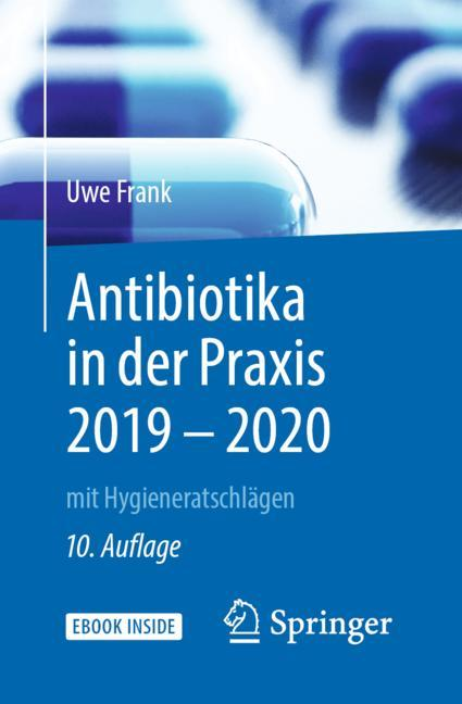 Cover of 'Antibiotika in der Praxis 2019 - 2020'