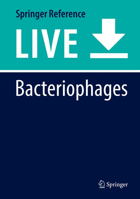Cover of 'Bacteriophages'