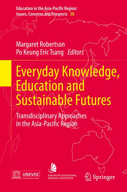 Cover of 'Everyday Knowledge, Education and Sustainable Futures'