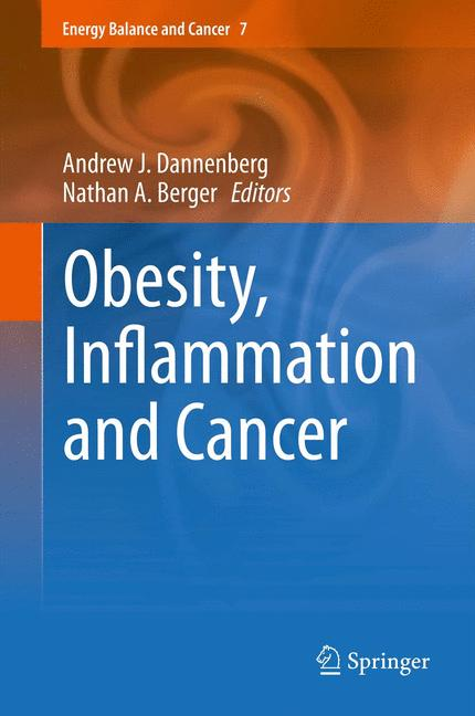 Cover of 'Obesity, Inflammation and Cancer'