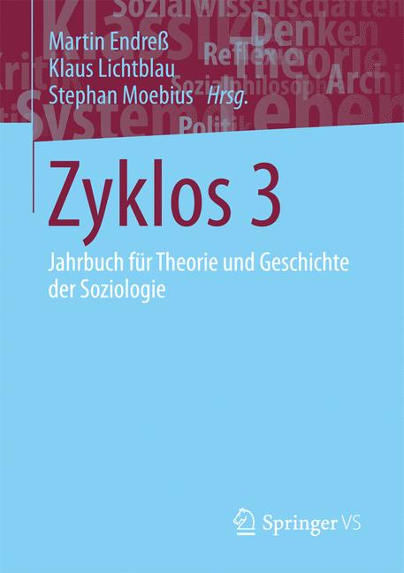Cover of 'Zyklos 3'