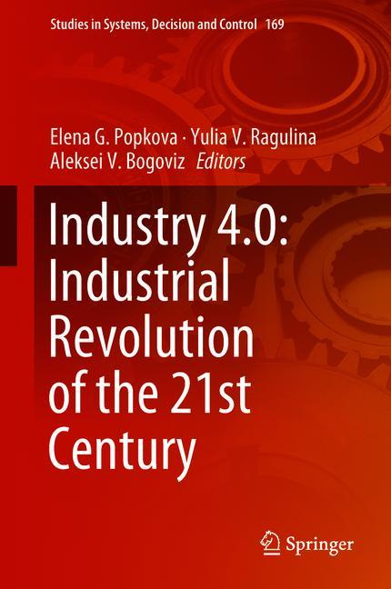 Cover of 'Industry 4.0: Industrial Revolution of the 21st Century'