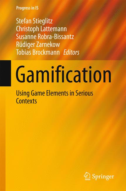 Cover of 'Gamification'